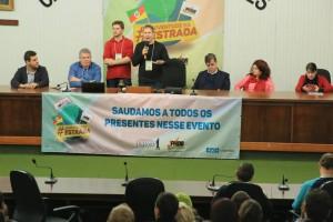 Evento contou com a participação de 120 jovens.
