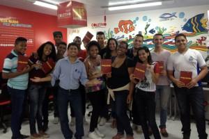 A #FormaçãoPolítica não para em Itaboraí, no Rio de Janeiro.
