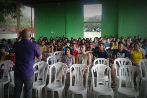 Formação lotou a Associação Batista Brasileira de São Luís, no Maranhão.