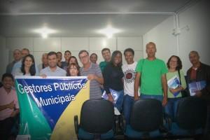 A formação não para no Rio de Janeiro.