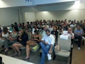 Formação teve  mais de 150 alunos matriculados.