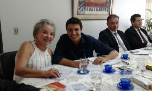 Pablo Rezende assume como diretor da filial.