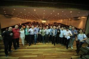 Encontro reuniu mais de 100  jovens em Gramado/RS.