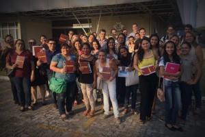 Mais uma formação foi realizada em parceria com a Unialeam.