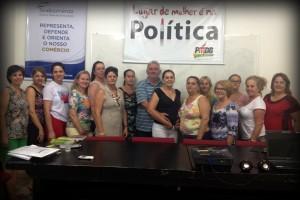 Formação foi realizada de 23 a 25 de setembro em São Miguel do Oeste, Santa Catarina.