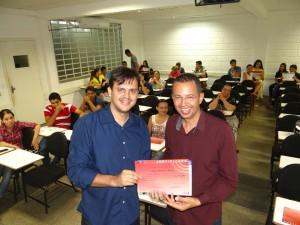 Foram certificados mais de 100 estudantes na última sexta-feira, 28 de agosto.
