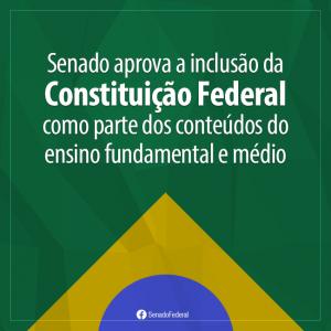 #Constituição