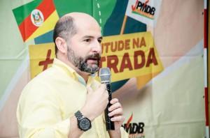 Evento contou com a participação do presidente da FUG/MT Rafael Bastos.