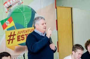 De acordo com João Alberto,  a juventude tem tomado conta do cenário político, e, por isso, precisa dar novos caminhos para o futuro.