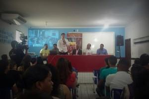 Formação reuniu mais de 120 pessoas durante todo o fim de semana em Bacabal, Maranhão.