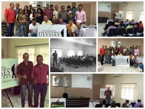 Formação realizada em Sinop, Mato Grosso, contou com a presença de moradores de Santa Carmem e Sorriso.