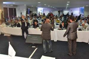 Filiais de todo o Brasil apresentam seus cases de sucesso.