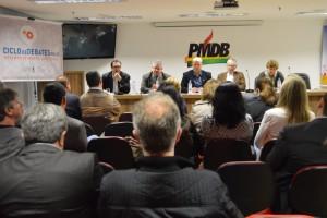 Evento reuniu vereadores de diversos municípios do Rio Grande do Sul.
