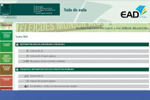 Curso já está disponível na Central do Aluno da Fundação Ulysses Guimarães.
