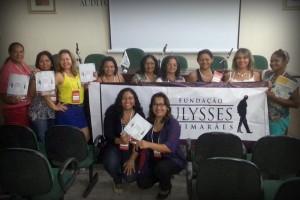 Formação foi realizada no auditório da FUG/Amapá.
