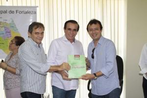 Curso foi apresentado para os representantes dos 19 municípios da região metropolitana de Fortaleza.