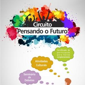 Evento será realizado nas 25 maiores universidades do Rio Grande do Sul.