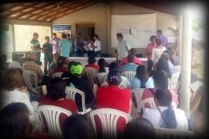 As capacitações serão realizadas na sede da Associação dos Pescadores do município e começam na primeira semana de abril.