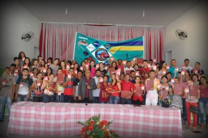 Mais de 100 alunos participara do curso de Dicção e Oratória.