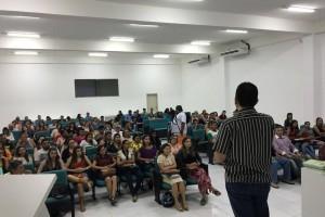 Em Tauá, mais de 200 alunos participaram da formação.