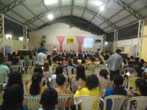 Mais de 250 estudantes participaram do curso em Floriano.