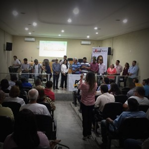 Formação acontece na manhã desta sexta-feira, 24, em Colinas do Tocantins.