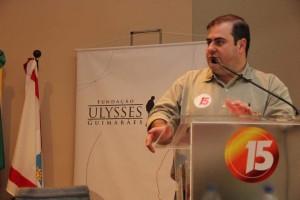 Carlos Chiodini fala dos projetos que serão desenvolvidos no estado.